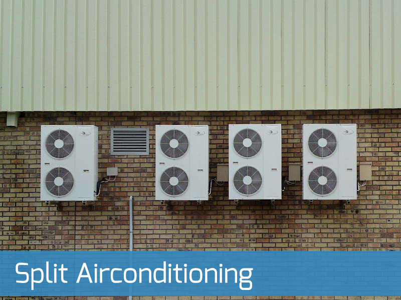 Ikhephu Split Air Conditioning
