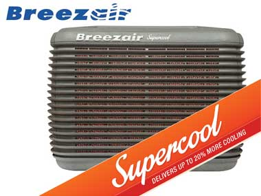 - Breezair Supercool Series