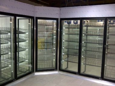 - Freezer Rooms