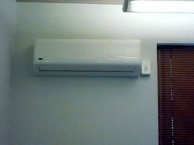 Split Unit Installation - University of the Free State<br>Bloemfontein