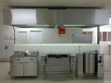 - Kitchen Extraction Systems