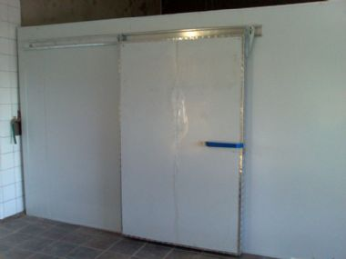 - Installation of Cold Rooms and Freezer Rooms