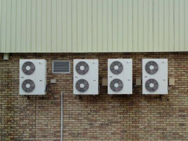 - Split Type Air Conditioning Systems